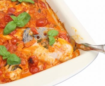 Recipe for pangasius in Tomato Sauce