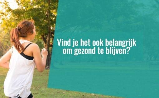 Gezonde leefstijl blog header panga nl