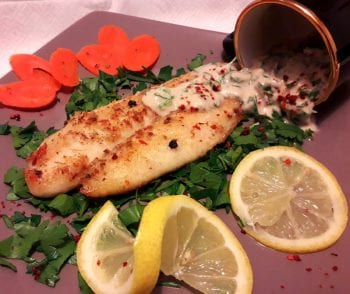 recipe for panga fish with
