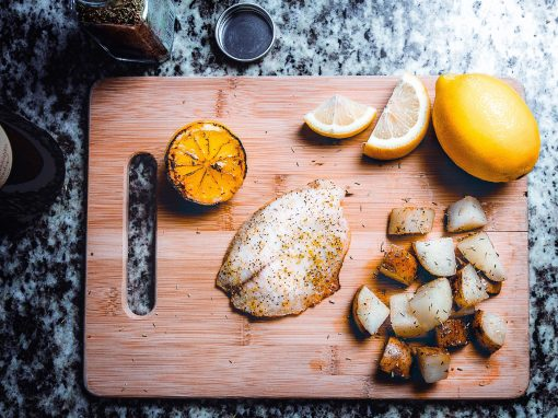 Lemon glazed pangasius – Your everyday fish