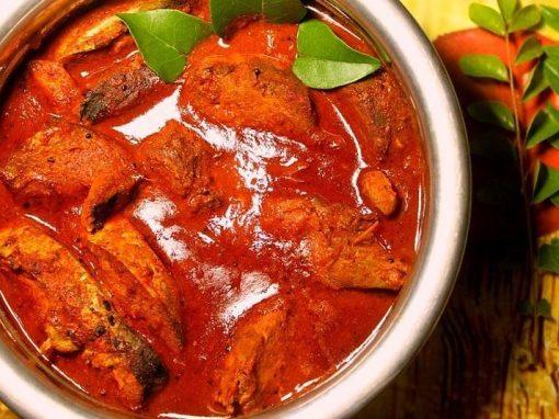 Panga fish curry - Your everyday fish