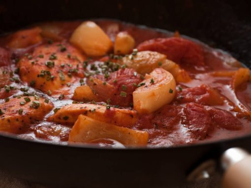 Pangasius in tomato sauce – Your everyday fish