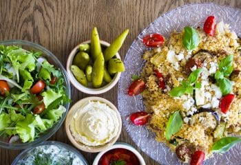Pangasius with couscous – Your everyday fish