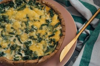 Pangasius pie with spinach – Your everyday fish