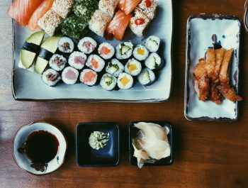 Sushi rolls with pangasius - Your everyday fish